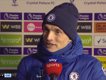 """Chelsea manager Thomas Tuchel: """"We were hungry."""""""