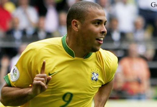 Brazil legend Ronaldo is the best player Ruud van Nistelrooy ever played with.