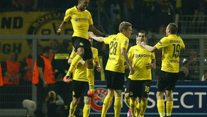 Champions League: Arsene Wenger says Dortmund deserved the win.