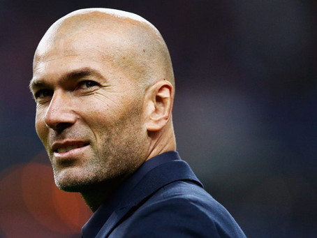 "Real Madrid coach Zinedine Zidane: ""To get somewhere in LaLiga, you have to suffer a bit."""