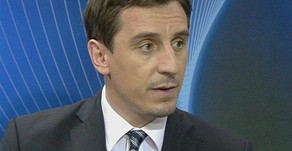 Gary Neville feels Manchester United players are soft centred.