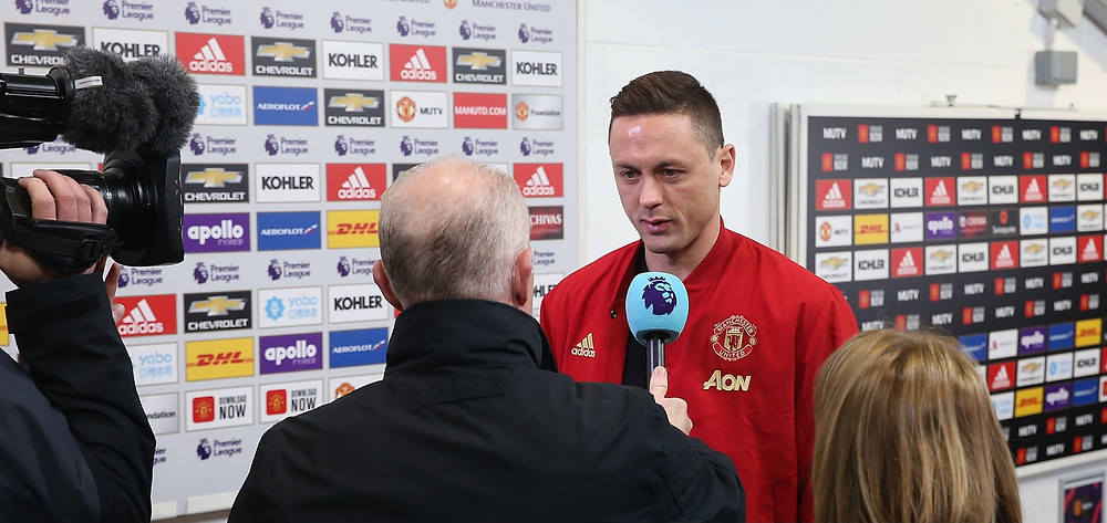 Matic is the unsung hero of Ole Gunnar Solskjaer's Man United side. [Getty]