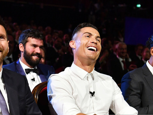 Liverpool boss Jurgen Klopp prefers Messi to Ronaldo.