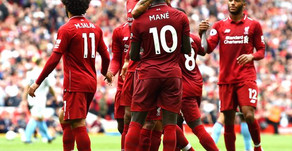 Jamie Redknapp predicts Liverpool to beat Manchester City to the Premier League title.