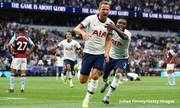 Tottenham can win the Premier League, according to the England striker.