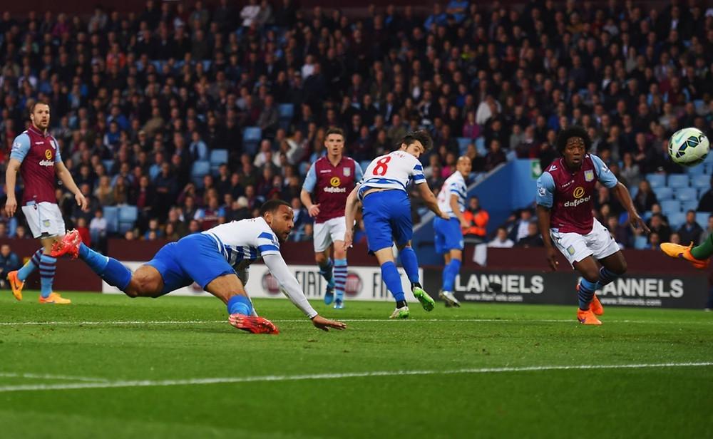Aston Villa vs. QPR.