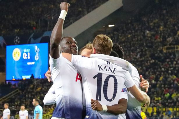 Tottenham booked their place in the Champions League quarter-finals (Image: EPA-EFE/REX/Shutterstock)