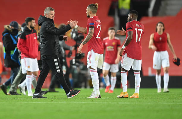 Solskjaer pleased with win over Istanbul Basaksehir [Getty]