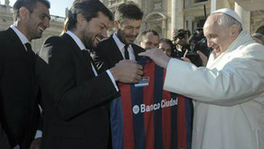 San Lorenzo : Future stadium to be named after Pope Francis.