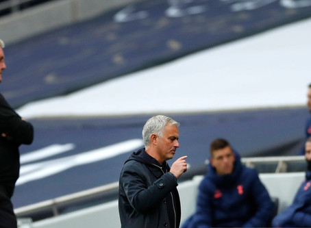 """Spurs boss Jose Mourinho: """"We deserved three points"""" at Newcastle."""