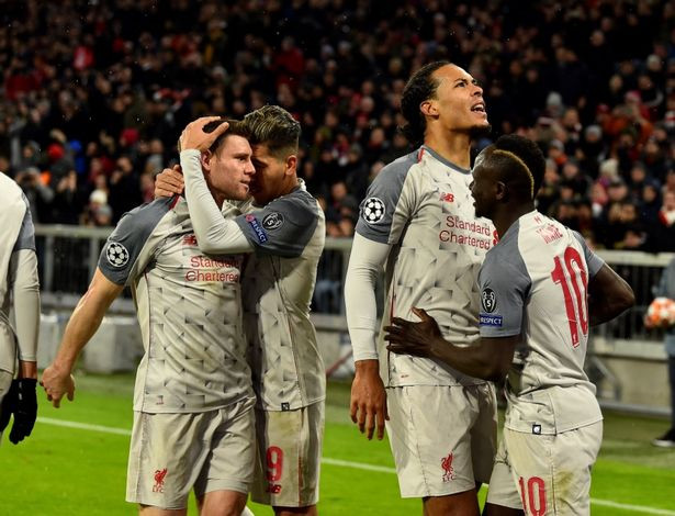 Liverpool overcame Bayern Munich on Wednesday night (Image: Andrew Powell)