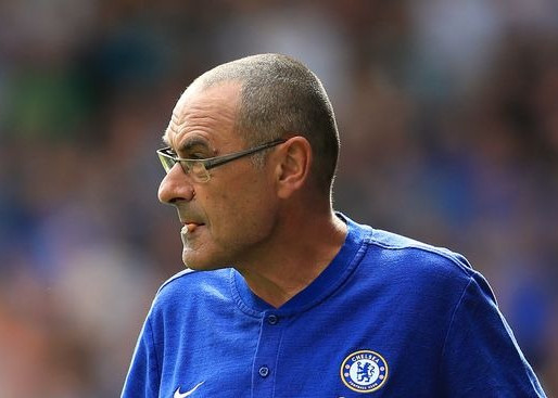 Sarri: Bouncing back to winning ways key for Chelsea.