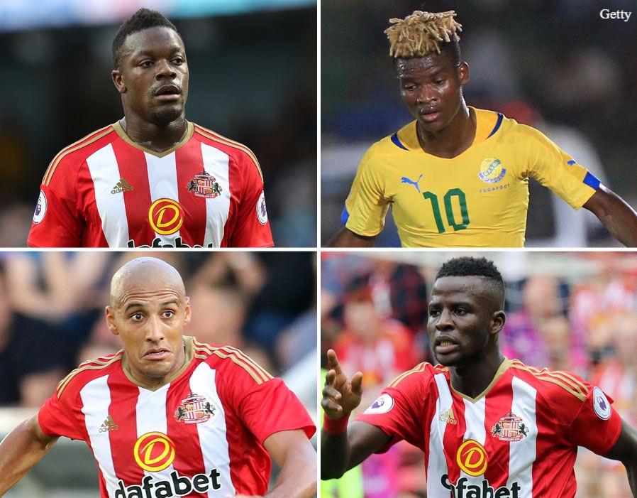 Kone, Ndong, Khazri and Djilobodji