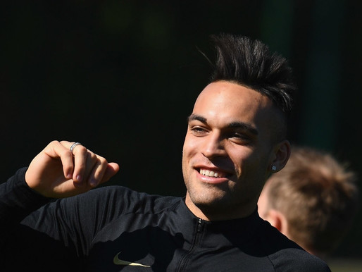 Inter Milan confirm there was an approach for Lautaro Martinez from Barcelona.