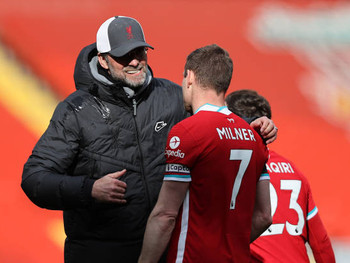 Liverpool ace Milner: 'We need to get back to a consistent level'