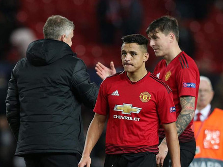 Alexis Sanchez wanted to leave Manchester United after having his first training session.