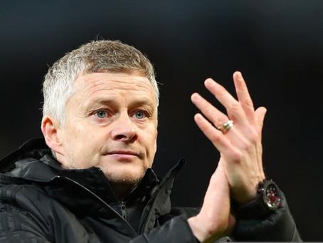 Manchester United boss Solskjaer after derby draw: 'We have improved.'