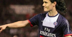 Wenger says that he is a great admirer of Edinson Cavani.