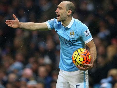 Zabaleta believes Man City is the best club for Messi.