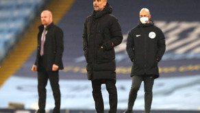 Pep Guardiola happy Man City bounced back to winning ways.