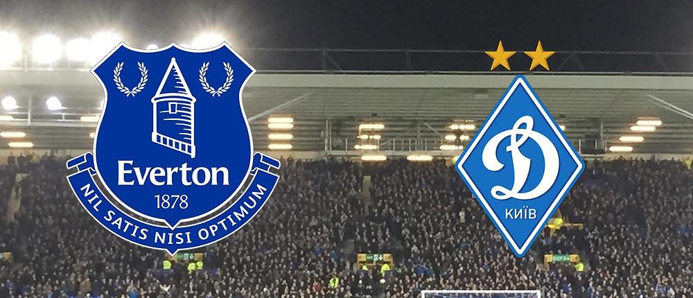 Everton vs Dynamo Kiev – Match Preview.