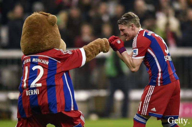 Bastian Schweinsteiger [Getty].