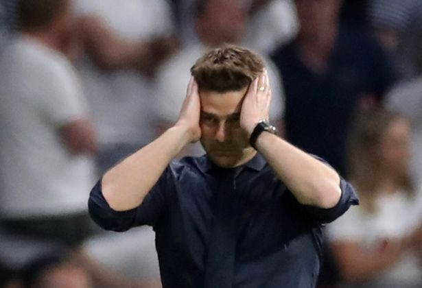 Pochettino says Spurs were unlucky. [Reuters]