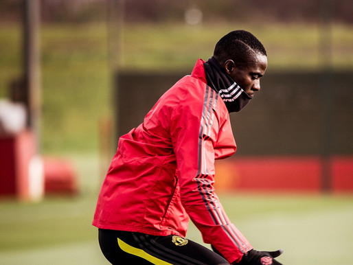 Bailly hopes to be at Man Utd for a long time.