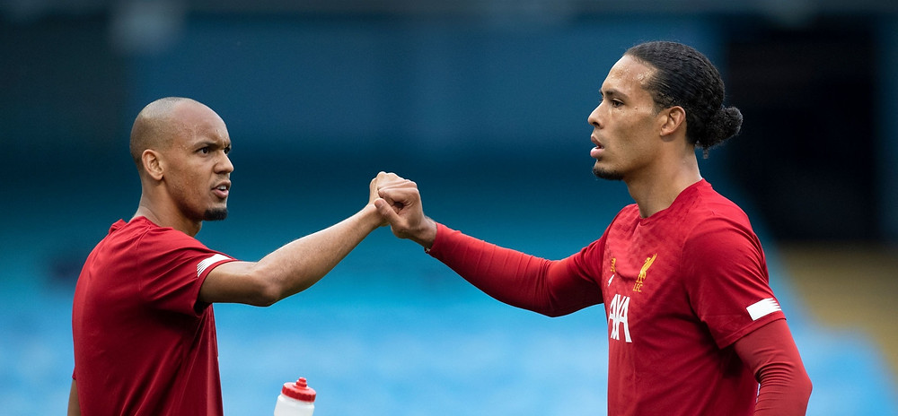 Virgil van Dijk is focussed on recovering for the next campaign [Getty]