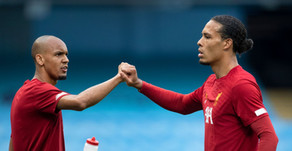 Liverpool's Van Dijk paid tribute to his teammate Fabinho.