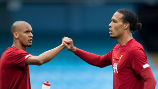 Virgil van Dijk won't make Euro 2020.