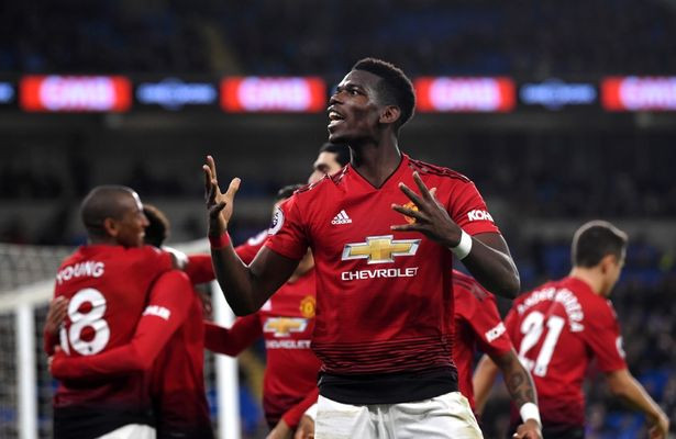 Man Utd star Pogba said he didn't know who the three-time Champions League winner Souness was. [Stu Foster / Getty Images] [Stu Foster / Getty Images]