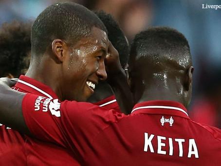Liverpool boss Klopp keen to keep Georginio Wijnaldum at Anfield.