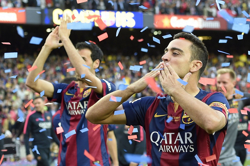 Xavi Hernandez ready to be FC Barcelona coach. [Getty]