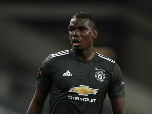 Man Utd ace Paul Pogba set to stay at Old Trafford.