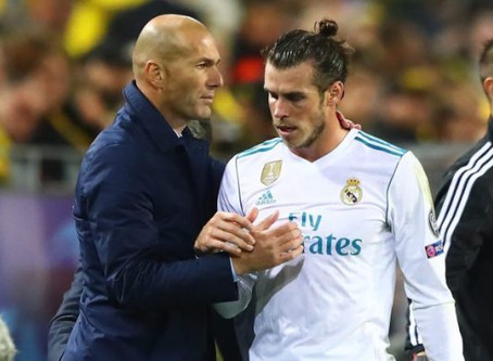 Gareth Bale could be sent out on loan by LaLiga champions Real Madrid.