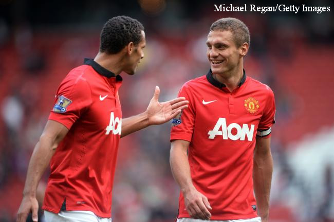 City defender Diaz used to watch Man Utd heros Vidic and Ferdinand