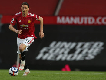 Solskjaer and Matic react after Man Utd loss hands Man City title.