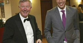 Rio Ferdinand: Sir Alex retirement hit Van Persie.