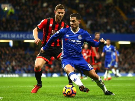 Sarri: Hazard can win Ballon d'Or at Chelsea'