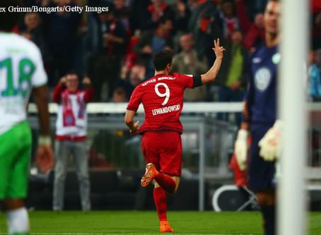 Bayern Munich striker Robert Lewandowski has no plans to end his career anytime soon.