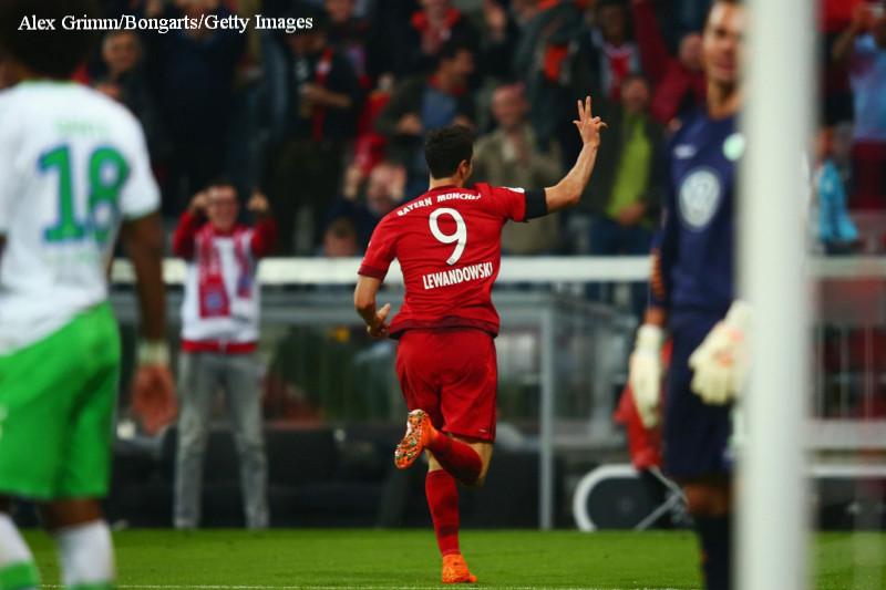 Bayern Munich hitman Lewandowski not looking to retire anytime soon.