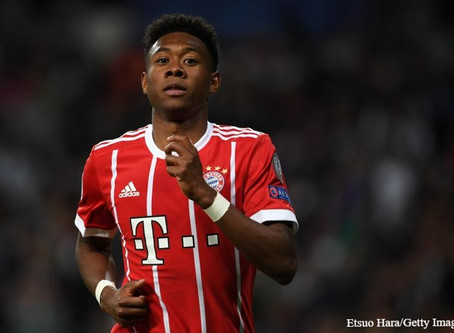 Kahn is hopeful the Austria international Alaba will sign a new Bayern deal.