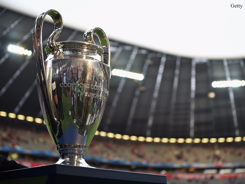 Champions League. [Image Source: Getty]