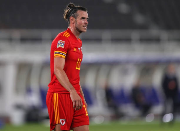 Wales forward Gareth Bale has been linked with a move back to Spurs [Getty]