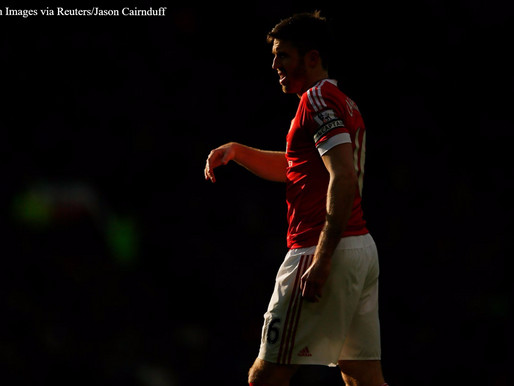Carrick opens up about two-year battle after defeat to Barcelona in 2009.