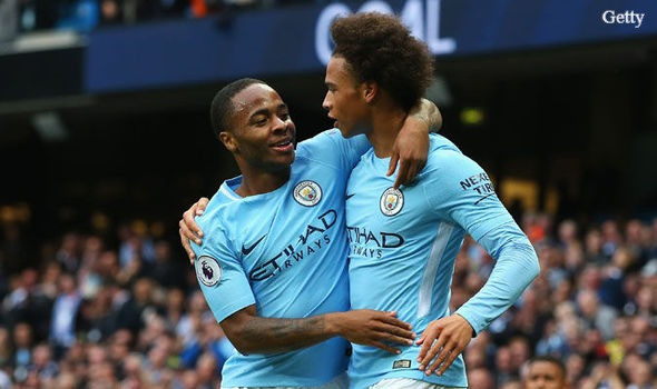 Sterling is 15 goals short of his target for season. [Getty]