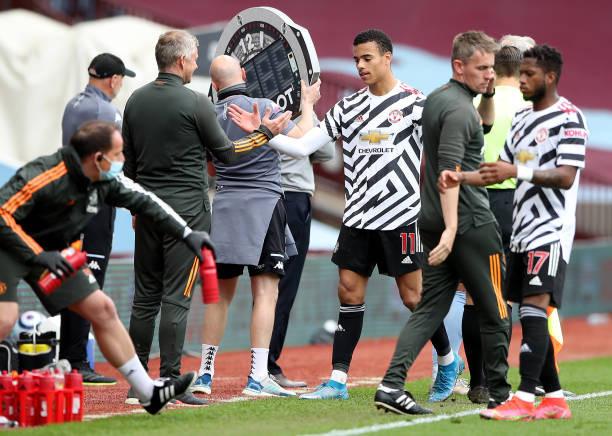Man Utd smash Aston Villa 3-1 [Getty]