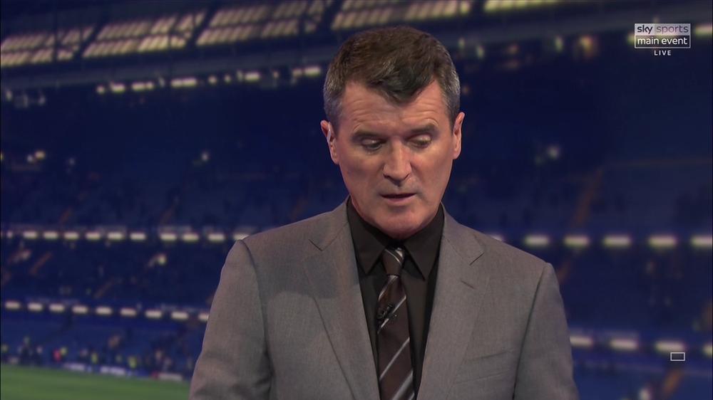 Roy Keane misses football dreadfully. [Sky Sports Screenshot]
