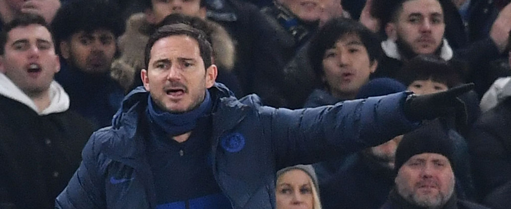 Lampard has hinted Chelsea will have to boost their side. [Getty]
